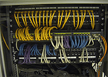 commercial electrician data networking lake st louis, mo